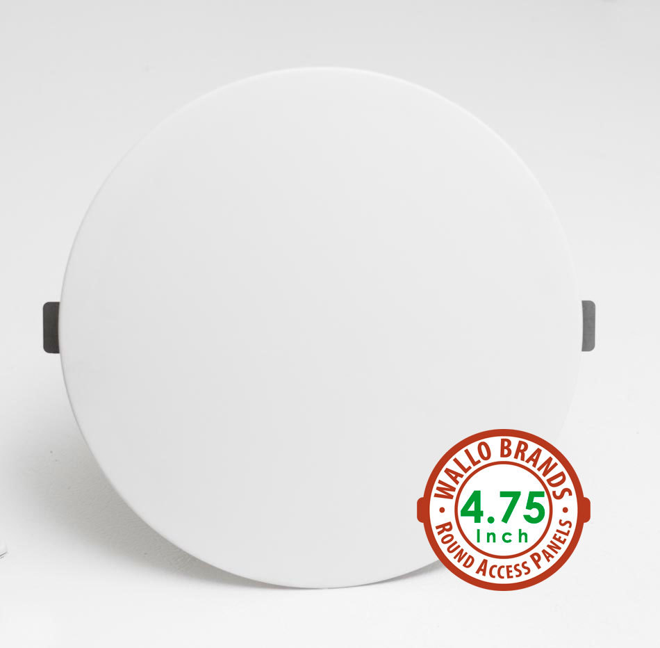 4 75 Inch Round Access Panel By Wallo Brands Providing Quality And Value To Consumers Worldwide