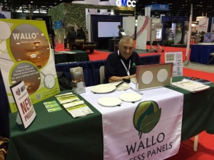Wallo Brands AHR Expo Chicago 2015